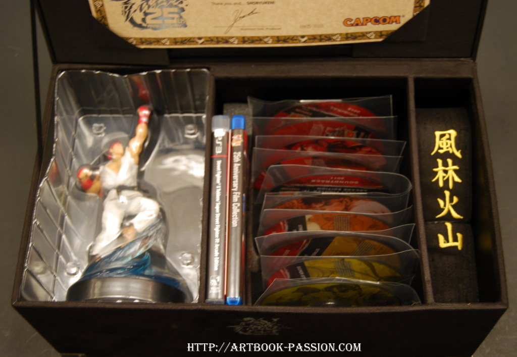 street fighter-box-collector-25th anniversary