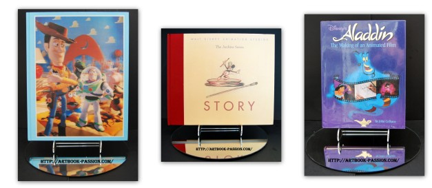 MEGA-DOSSIER Guide des artbooks long-métrage Disney + vidéo News-artbook-disney