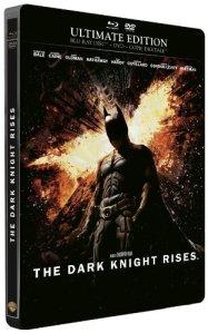 Batman - The Dark Knight Rises - Édition limitée boîtier métal
