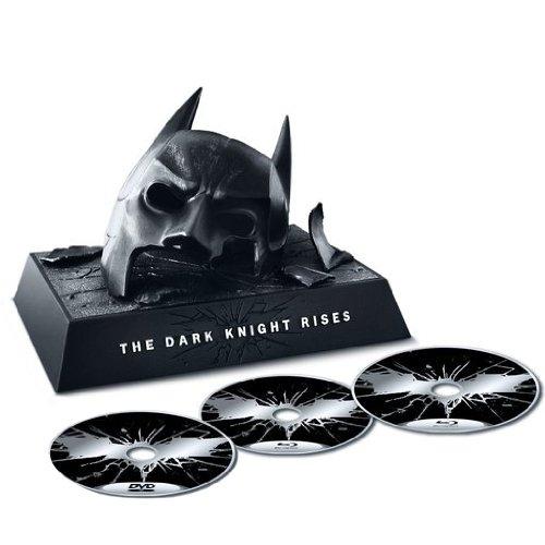 coffret collector blueray batman dark knight rises